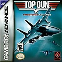 Top Gun: Firestorm Advance - Nintendo Game Boy Advance