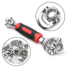 Socket Wrench 52-In-1 Spanner Spline Bolts Rotating Head Wrench Repair Tools