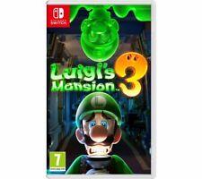 NINTENDO SWITCH Luigi's Mansion 3 - Currys