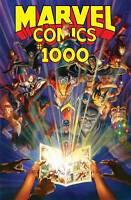 Marvel Comics #1000-1001 | Main & Variants | Marvel Comics NM 2019