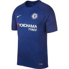 Nike Breathe Dri-Fit Chelsea Stadium Jersey Top 905513-496 Rush Blue Size XL New