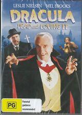 DRACULA DEAD AND LOVING IT - LESLIE NIELSEN & MEL BROOKS - NEW & SEALED DVD