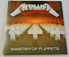 Metallica ~ Master Of Puppets ~ NEW CD Album (Sealed Digipack)