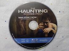 The Haunting in Connecticut (Blu-ray Disc, 2009) *Disc Only*