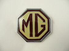Mg ZT Arrière Badge, brand new, genuine (dah000080)