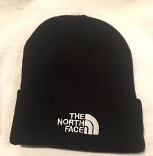 The North Face Warm Winter Knit Scully Hat Black