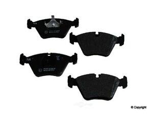 Disc Brake Pad Set Front WD Express 520 03940 001