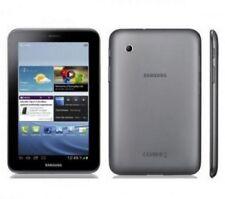 "Unlocked Samsung Galaxy Tab 2 8GB 3G 7"" Tablet phone GT-P3100 3.15MP - Grey GPS"