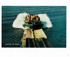 POS CARD COLOUR PHOTO TITLED LAUNCHING THE LIFEBOAT