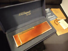 S.T. Dupont Line 1 TABLE Lighter - Chinese Lacquer - Cased - Briquet - Feuerzeug
