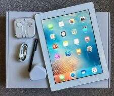 *GRADE A* Apple iPad 2 16GB, Wi-Fi, 9.7in - White + EXTRAS
