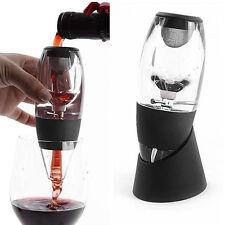 1 x Aireador de Vino Decantador Para Botella Con Base y Filtro ~ Wine Aerator