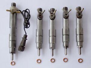 Einspritzdüsen 074130202 A P 074130201 C VW T4 2,5 TDI ACV AUF AXL