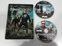 Hancock - 2 X DVD Steelbook Will Smith Charlize Theron Spagnolo English - Am