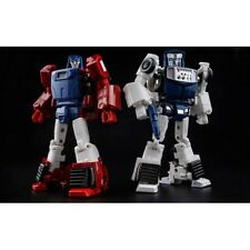 XTRANSBOTS MM-VII BOOST & HATCH TRANSFORMERS MASTERPIECE NUOVO NEW