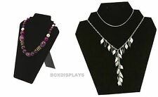 2 x Quality Multiple Necklace Pendant Chain Jewellery Shop Counter Display Stand