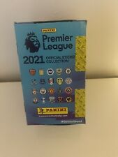 More details for panini premier league 2021 official sticker collection sealed box