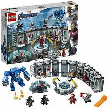 LEGO Marvel Avengers Iron Man Hall of Armour 76125 Building Kit