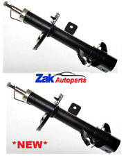 Nissan Note 2006-2012 Front 2 Shock Absorbers Shockers Dampers Pair x2 NEW