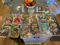 Marvel Two-in-One Presents 27 Issue Lot Must See