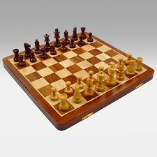 """Giant Magnetic Chess Set  16""""X16"""" Open"""