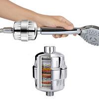 Shower Filter Water Filter Softener Hard Water Purifier Shower Head Universal