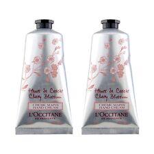 2 PCS L'Occitane Cherry Blossom Hand Cream 75ml Body Hands & Nails Care #12245_2