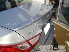 2010-2013 Sonata OE Type Trunk Spoiler Lip YF Model Sedan Paint #P3G Gray Only