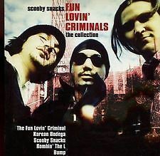 FUN LOVIN' CRIMINALS - SCOOBY SNACKS - THE COLLECTION - CD BRAND NEW AND SEALED
