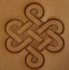 CRAFTOOL - TANDY LEATHER FACTORY  -  3D STAMP 8589-00  CELTIC KNOT