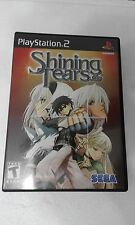 PS2 SONY PLAYSTATION 2 USA NTSC SHINING TEARS - SEGA -