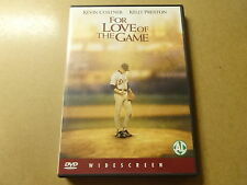 DVD / FOR LOVE OF THE GAME (Kevin Costner, Kelly Preston)