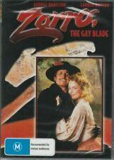 Zorro The Gay Blade DVD George Hamilton Brand New Plays Worldwide NTSC 0