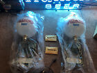 NOS Hamms rare 2 in box globe lighted Beer Bar Sign.  Brand New !!!!