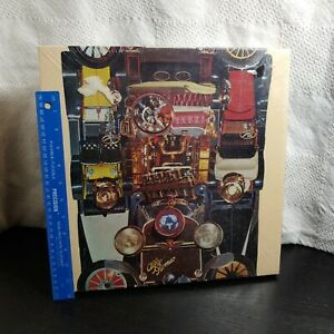 "NEW VINTAGE 1980 Puzzle Eaton ""Le Motor Car"" 500 Pieces + Treasure Collection"