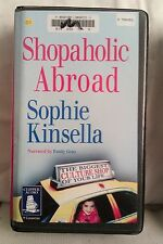 Shopaholic Abroad by Sophie Kinsella: Unabridged Cassette Audiobook (GG5)