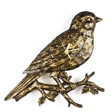 BIRD - BEAUTIFUL WALL CLOCK