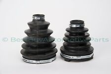 CV Axle Inner & Outer Boot 6 Pieces-IN STOCK-Fits: Toyota Avalon 2000-2004 All