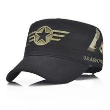 Gorra de béisbol militrary Sombrero US Air Force-Camuflaje Y Negro-BB0024