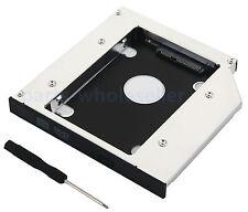 2nd SATA HDD SSD HARD DRIVE Caddy Ottico Bay per Acer Aspire 5750 5750G 5755G