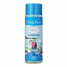 2x Childs Farm Bubble Bath Organic Raspberry 250ml