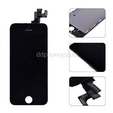Black LCD Display + Touch Screen Digitizer + Front Camera Assembly for iPhone 5S