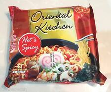 MAMA Oriental Kitchen HOT & SPICY Flavoured Thai Instant Noodle 4x80g Package
