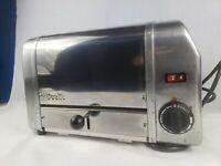 Dualit Toaster Auto 4 11ea30 Made In England Chrome 4 Slice