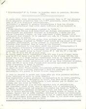 Télé domicile N°8 1968 ESOTERISME PARANORMAL guérisseur radiesthésie