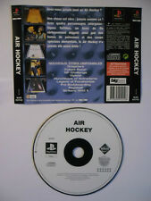 AIR HOCKEY - PLAYSTATION - JEU SEUL PS1 PS2