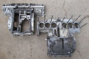1979 Kawasaki KZ1300-B KZ 1300 B Complete Engine Cases  p/n KZT30AE003135