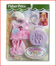 Briarberry Bear 5-Pc Tootoo Suitcase Etc. Ballerina Outfit Set NIP Pink Purple