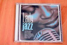 Lady Jazz - Jones  Ekhdal  Krall  Fitzgerald  Lee  Simone   Franklin ... 20T  CD