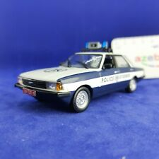 Ford Cortina GL Mark V Israeli Police 1979 Year 1/43 Scale Collectible Model Car